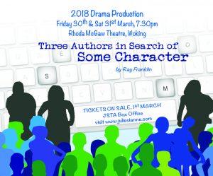 Drama Production Promo copy