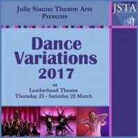 Dance Variations 2017 promo Web Icon B