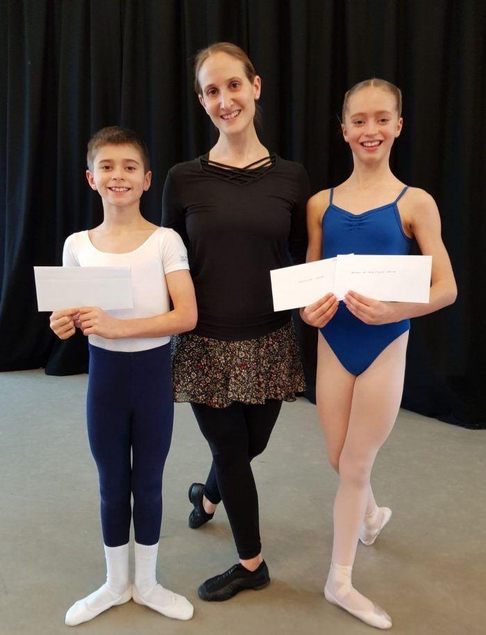 Julie Sianne Theatre Arts, RAD Awards Day, Dance, Ballet, Modern, Tap