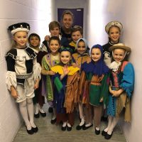 Julie Sianne Theatre Arts, Robin Hood Pantomime, Dance, Ballet, Modern, Tap